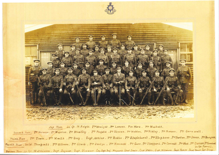 11th Battalion Southdowns