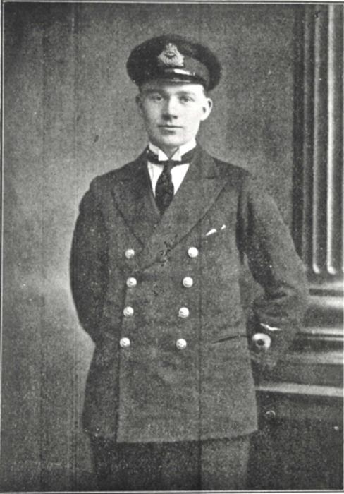 Captain Victor A Watson RNAS