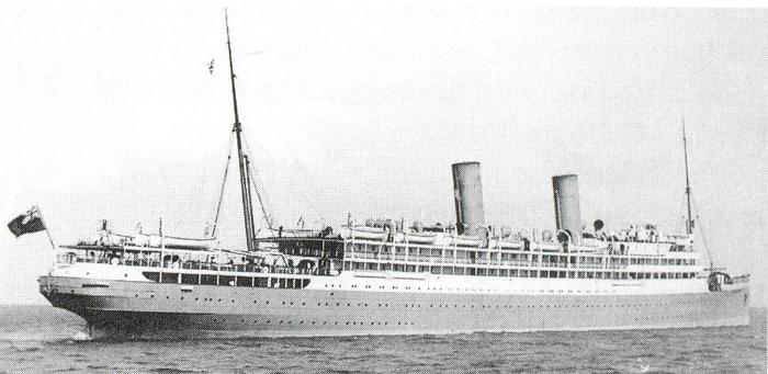 HMT Royal Edward