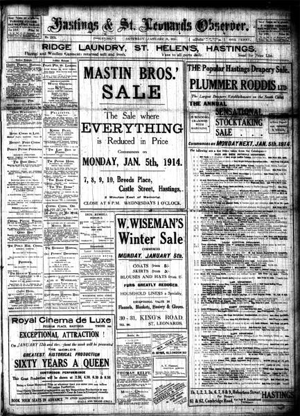 Hastings-Observer