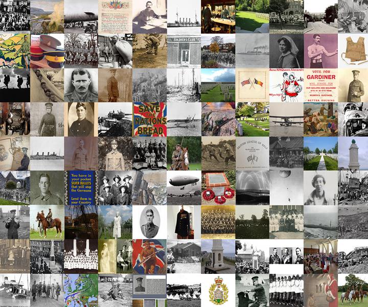 East Sussex First World War – First Anniversary