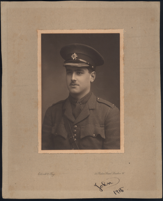 John Kipling - Courtesy of the National Trust