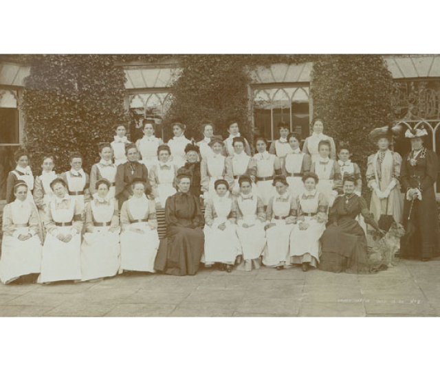 Sussex County Nursing Association - 1906