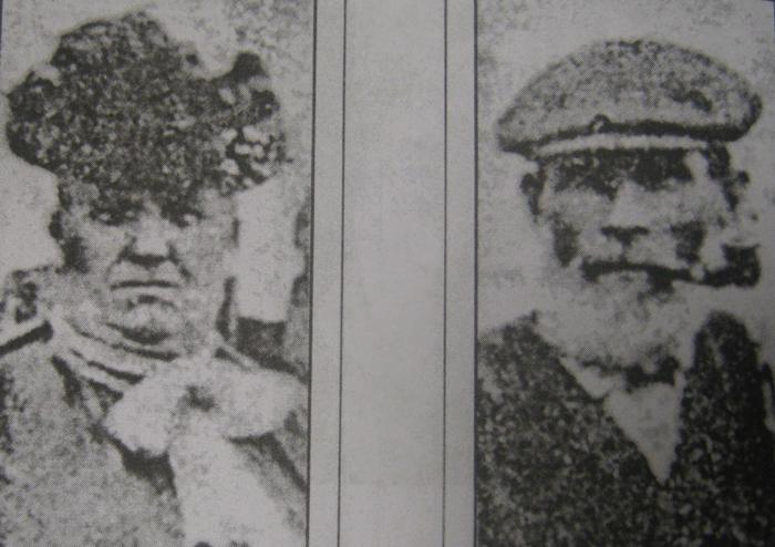Harriet and Richard Carter Nelson's parents