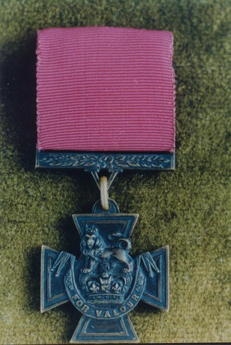 Nelson Carter's Victoria Cross