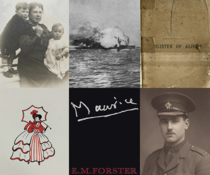 East Sussex First World War – Second Anniversary