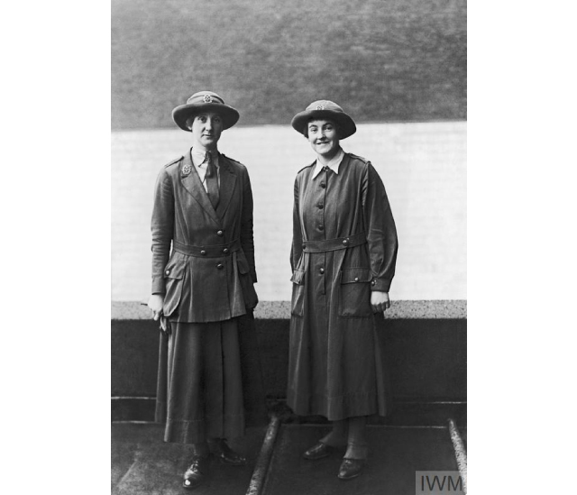 Women's Army Auxiliary Corps - WW1 East Sussex