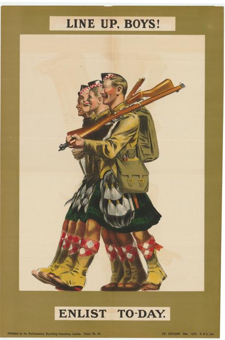 Attitudes Towards Conscription - WW1 East Sussex