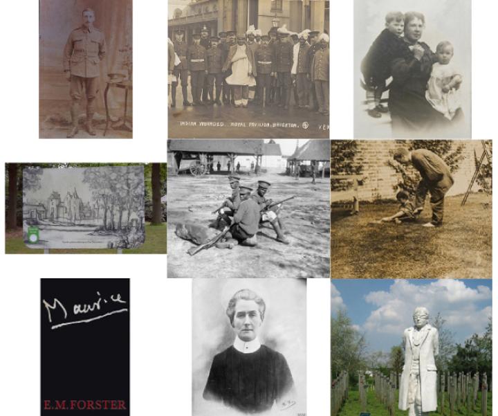 East Sussex First World War – 3rd Anniversary