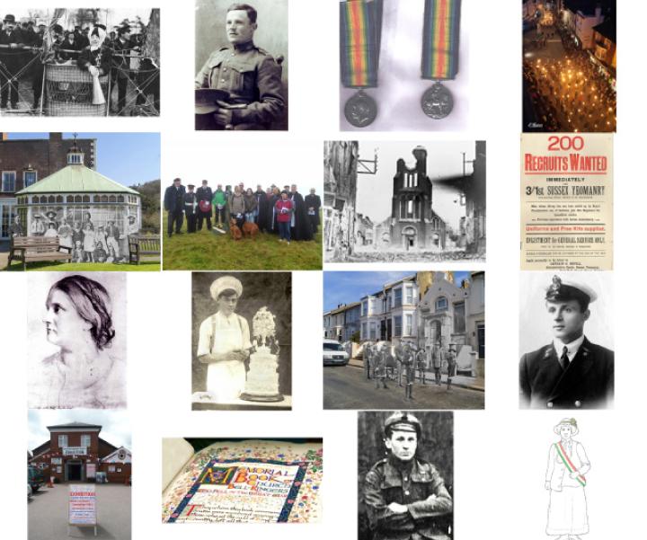 East Sussex First World War – Fourth Anniversary